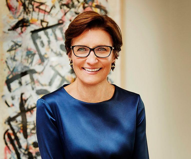 Jane Fraser volgt Michael Corbat op als CEO bij Citigroup.  Beeld AP