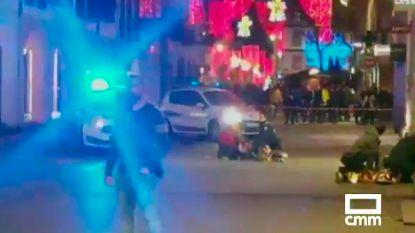 """LIVE. Schoten in centrum Straatsburg mogelijk terreurdaad: """"Twee doden en elf gewonden, gewonde dader in het nauw gedreven"""""""