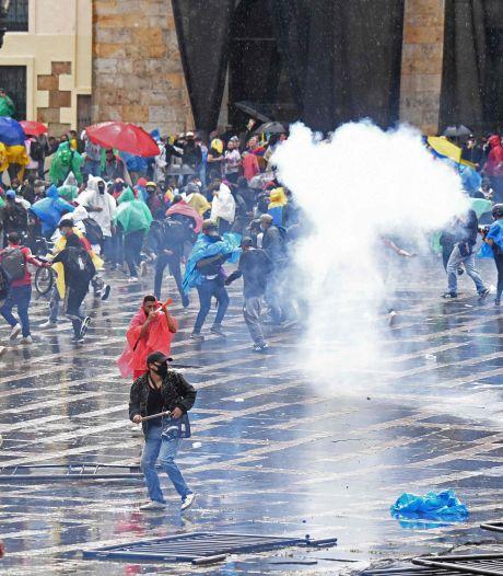 Chaos in Colombia na protesten tegen regering: 24 doden, ruim 50 demonstranten vermist