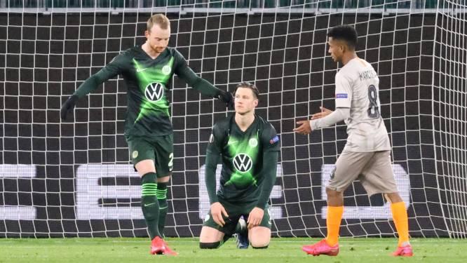 Wonderlijke flater verliezende Weghorst, Bosz met één been in kwartfinale EL