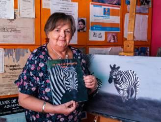 """Schilderes Rit Dierckx (72) debuteert als kinderauteur: """"Het moest een boek vol kleur worden"""""""