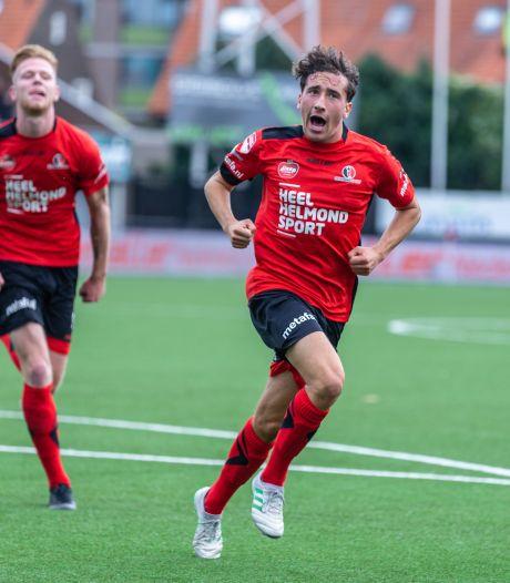 Voormalig Helmond Sport-speler Bodi Brusselers (22) beëindigt loopbaan: 'Ik kon niet meer voetballen zonder pijn'