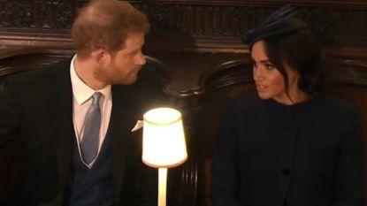 Maakten Harry en Meghan ruzie tijdens huwelijk prinses Eugenie?