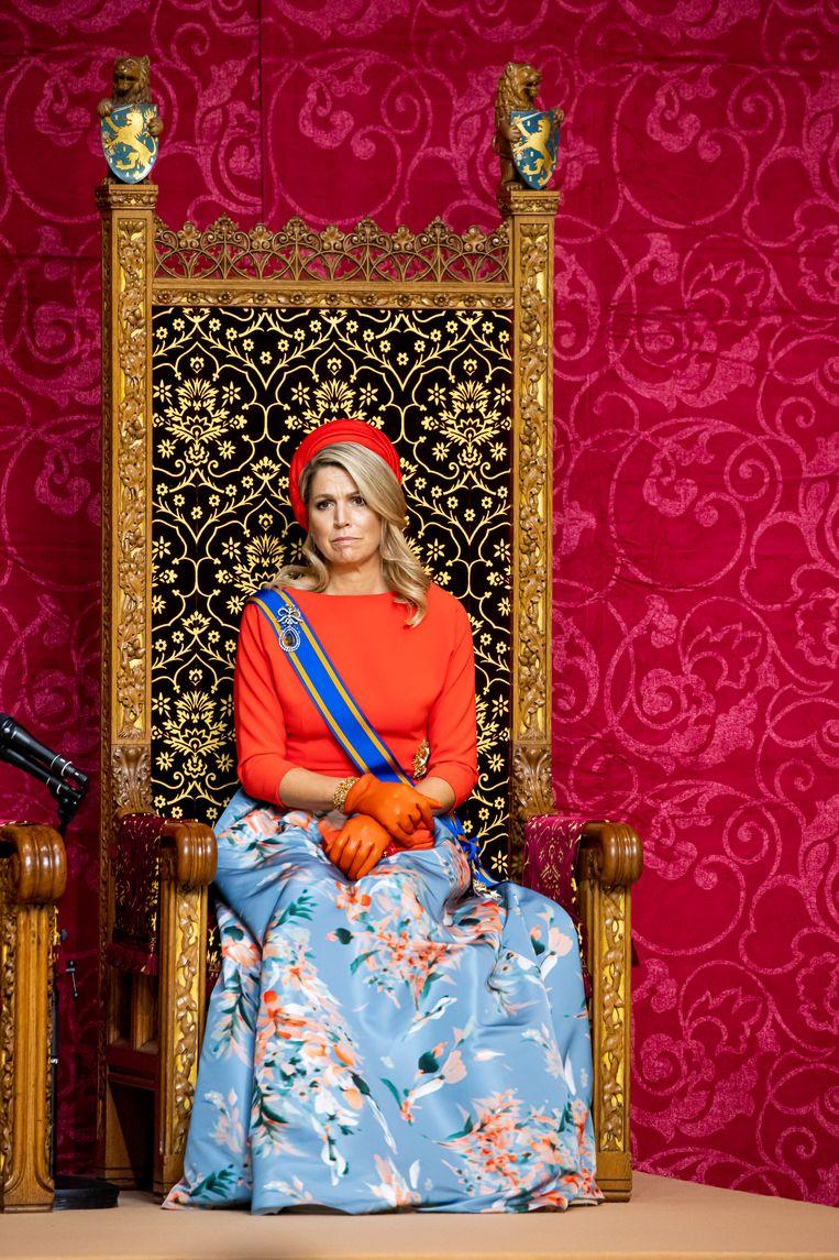 Koningin Máxima.  Beeld Getty Images