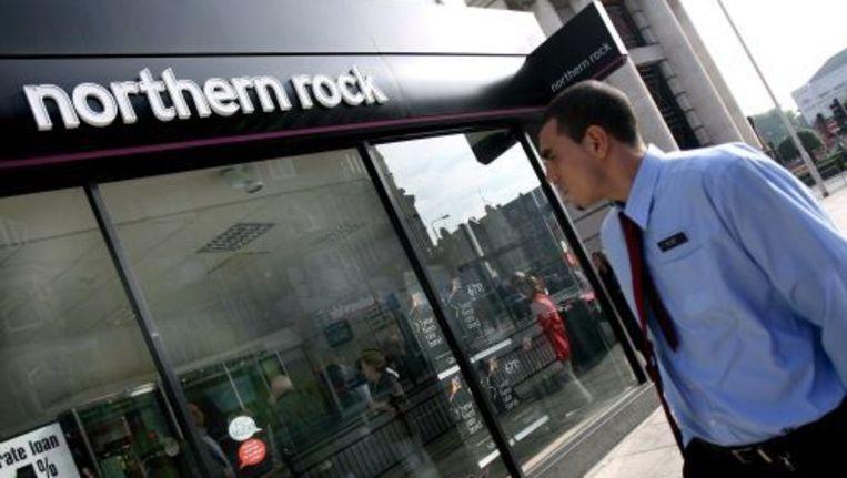 Northern Rock wordt wellicht overgenomen door National Australia Bank. Foto ANP Beeld