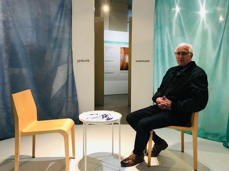 Albert Geerts van Sint-Vincentius Sint-Truiden hoopt u dit weekend in het Museum De Mindere te ontmoeten.