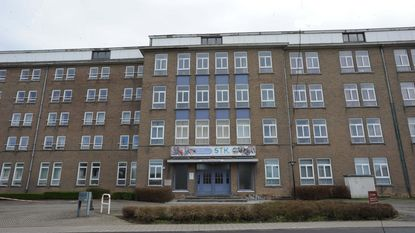 Even paniek bij asbestsaneringswerken Sint-Theresiacollege