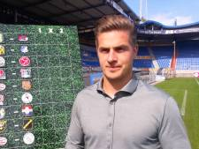 Dit zijn de voorspellingen van Willem II-aanvoerder Peters: 'FC Eindhoven en Helmond Sport onderuit'