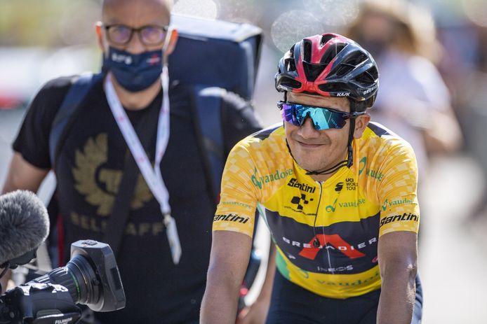 Vainqueur du Tour de Suisse, Richard Carapaz sera l'un des leaders d'INEOS sur le Tour.