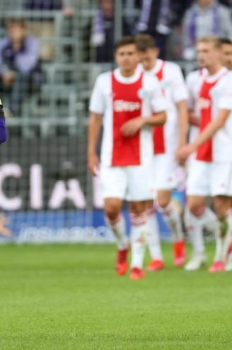 Anderlecht onderuit in laatste test voor competitiestart: Ajax te sterk in galawedstrijd