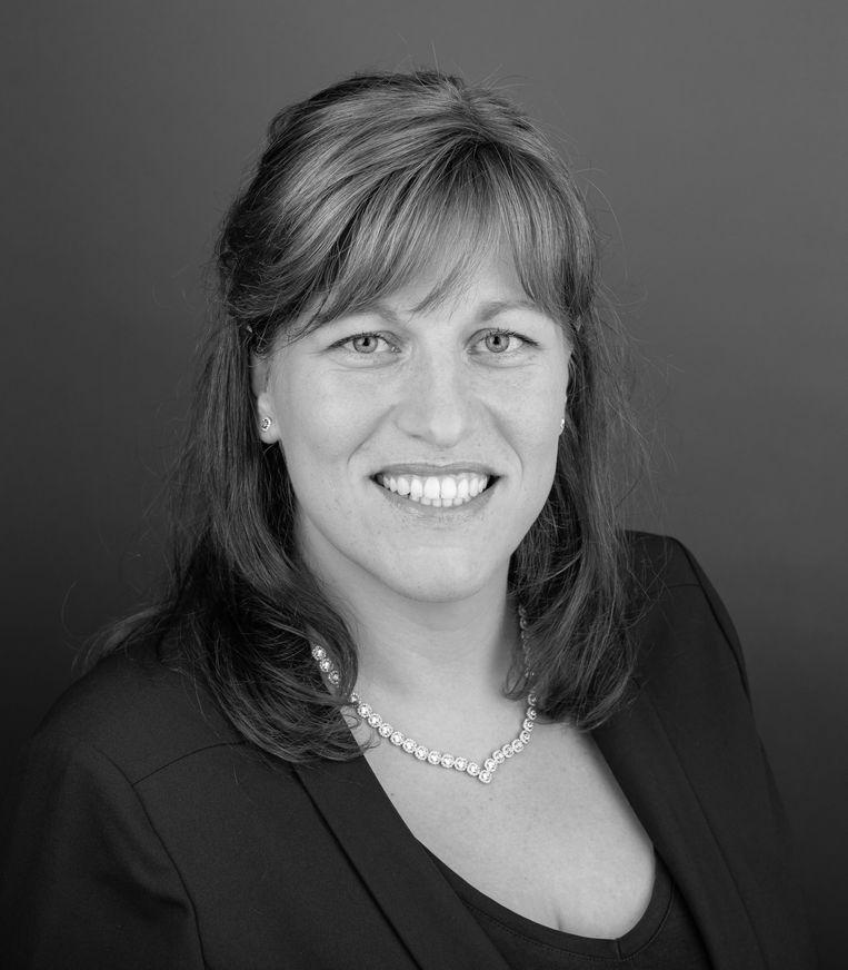 Igna Bonfrer, universitair docent gezondheidseconomie aan de Erasmus School of Health Policy & Management. Beeld Mariske Krijgsman