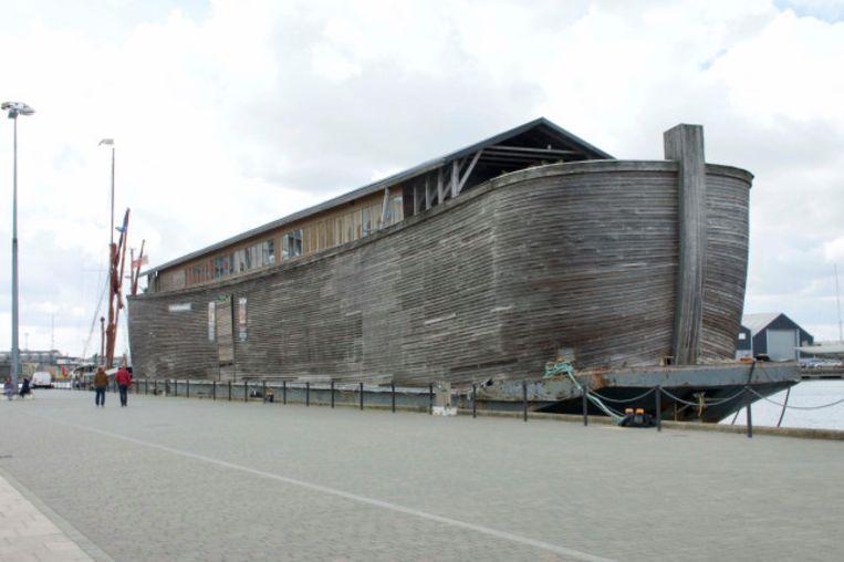 De 'ark van Noach' Beeld rv