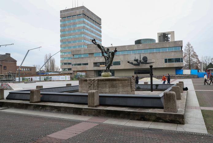 Het stadhuis van Eindhoven.