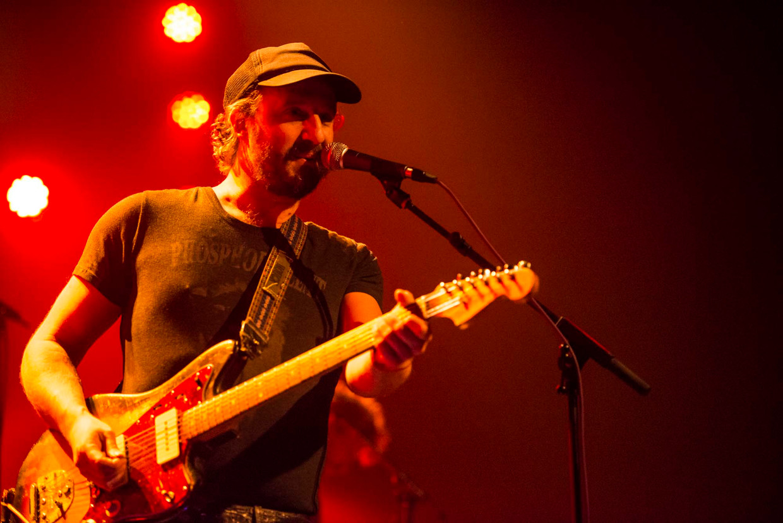 Phosphorescent speelde in de Botanique zijn beste Belgische show tot nu toe. Beeld Koen Keppens
