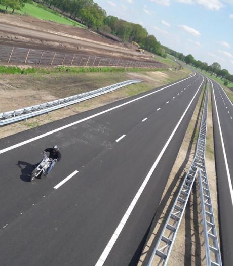 Nieuwe N18 tussen Enschede en Groenlo verkort reistijd met een kwartier