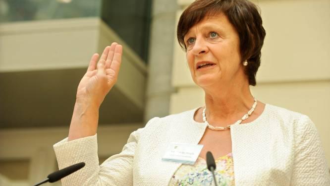 Vera Van der Borght (Open Vld) stopt na bijna 33 jaar met politiek