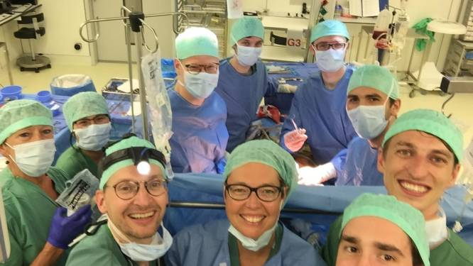 UZ Leuven voert 1.000ste longtransplantatie uit en legt mooie overlevingscijfers voor