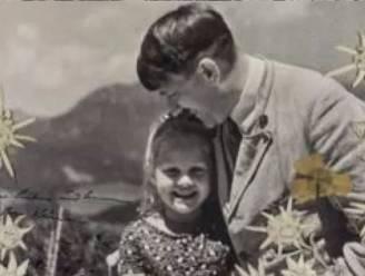 Het opmerkelijke verhaal achter deze foto van Hitler en zijn jonge Joodse vriendinnetje