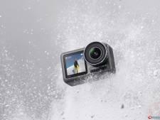 Deze actiecamera van dronefabrikant DJI gaat (succesvol) de strijd aan met GoPro