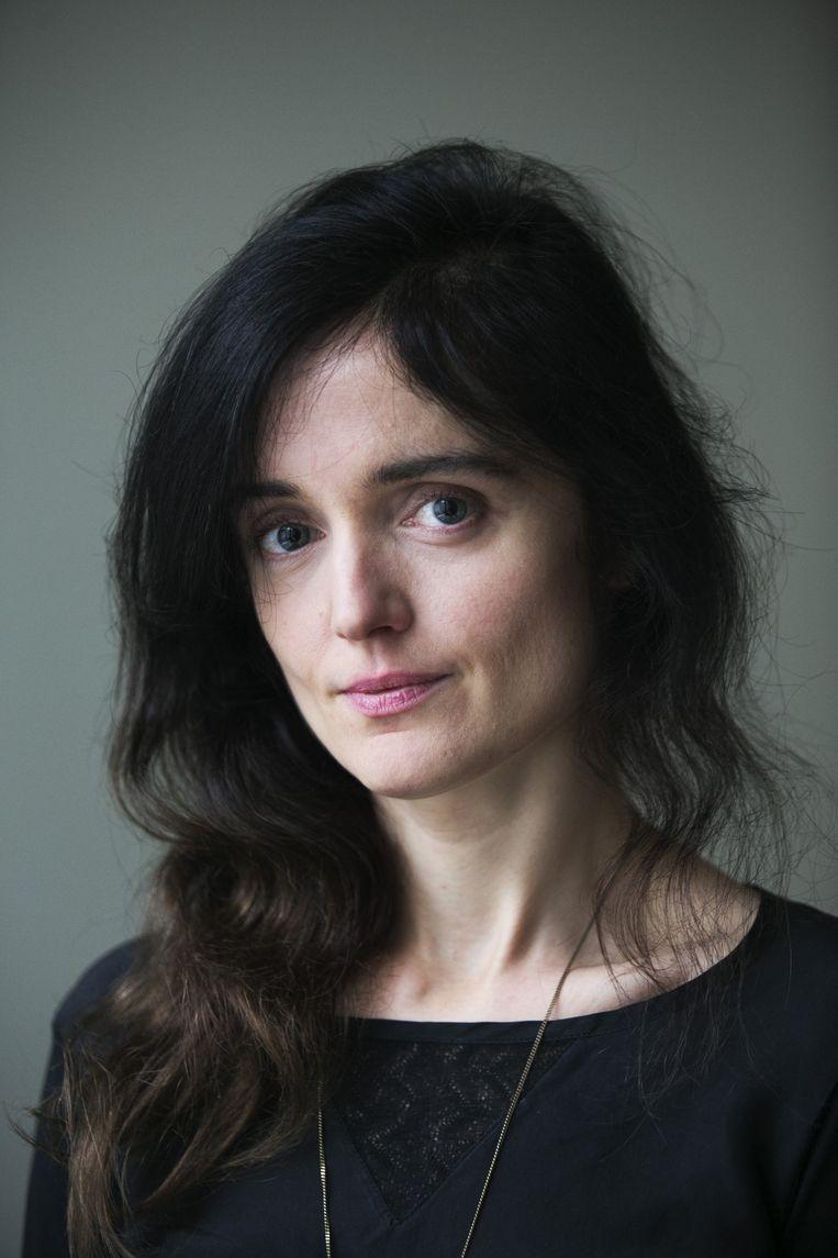 Barbara Debusschere. Beeld Wouter Van Vooren