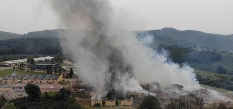 Ontploffingen in vuurwerkfabriek Turkije: twee doden en tientallen gewonden