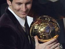Messi au panthéon du football