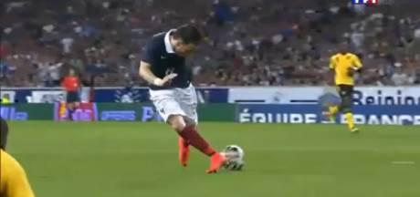 Valbuena schaamt zich voor knullige misser