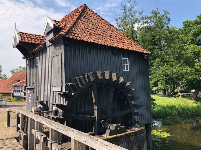 Watermolen Den Haller in Diepenheim behoort tot de 23 monumenten die aanstaand weekeinde in het kader van de Open Monumentendagen in de gemeente Hof van Twente zijn te bezichtigen.