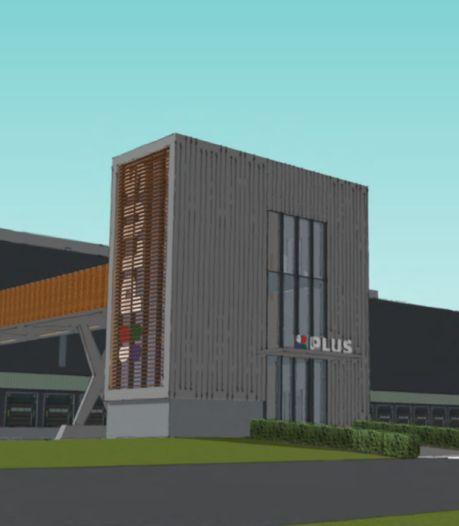 PLUS strijkt in Oss neer met groot en 'high-tech' distributiecentrum