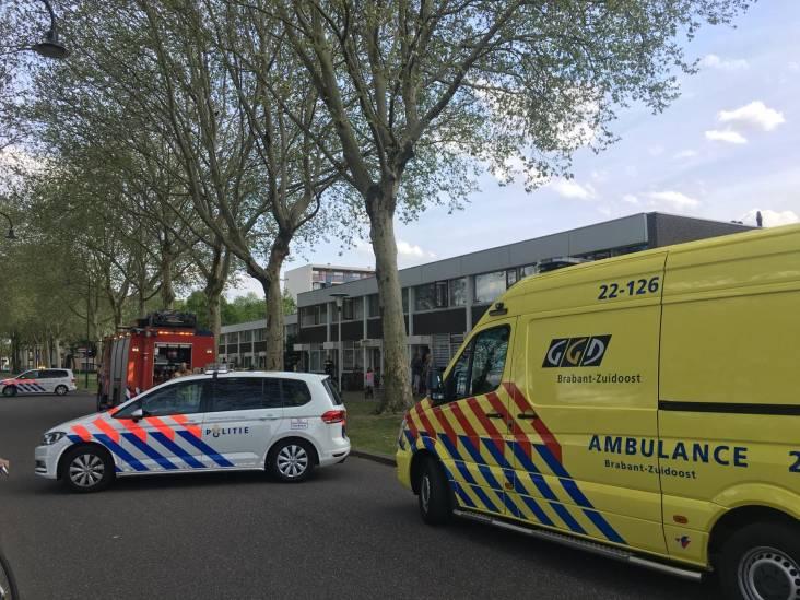 Vrouw raakt lichtgewond door grote knal in de keuken in Helmond