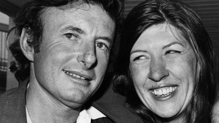 John Fairfax roeide met zijn vriendin Sylvia Cook van Amerika naar Australië. Beeld UNKNOWN