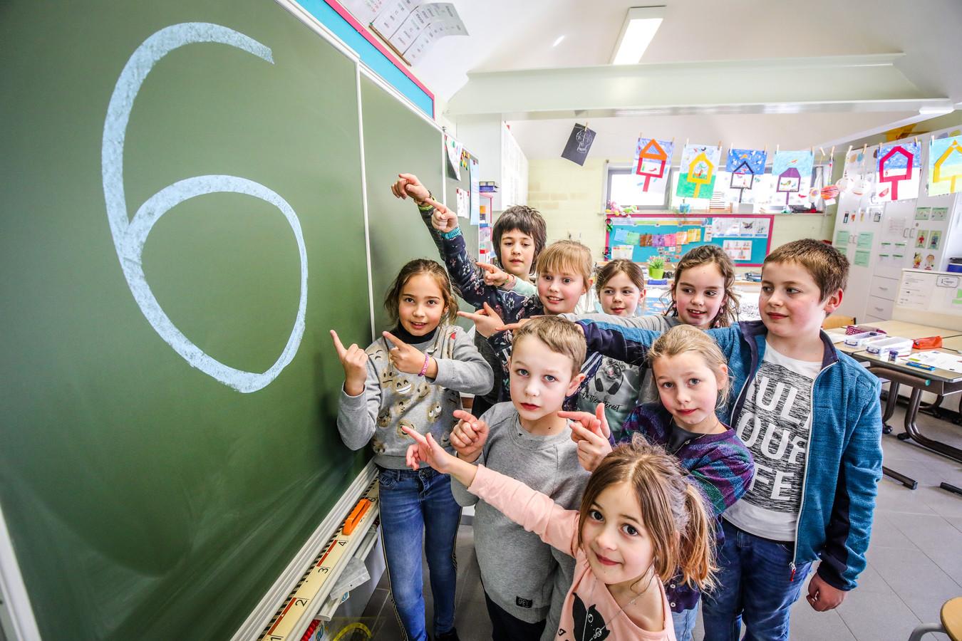 Damme school Dambord heeft 6 leerlingen te kort