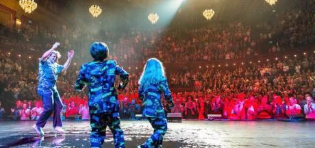 Kinderen Jochem Myjer (8 en 7) nu al het podium op