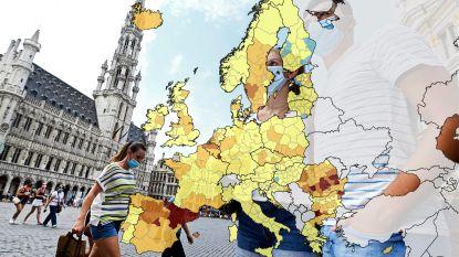 LIVE. Brussel krijgt oranje reisadvies van Nederland - Eerste lading coronavaccins rolt in Rusland van de band