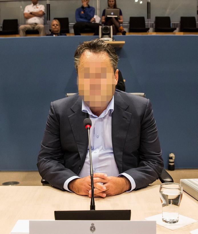 Marcel de V., voormalig financieel topman van Vestia.