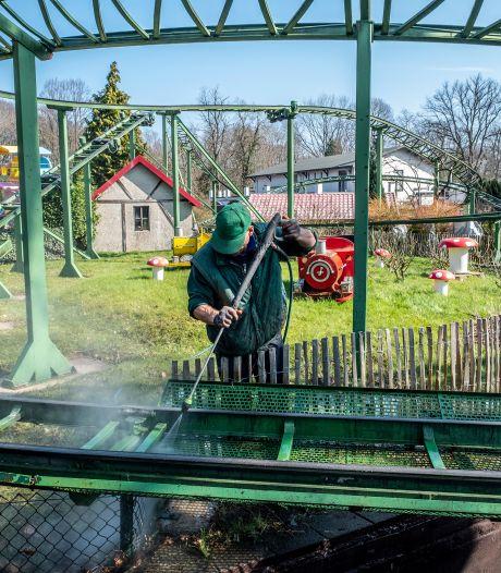 Tivoli en Maisdoolhof: stilte, schoonmaken en hoop houden