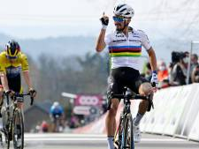 Alaphilippe coiffe Roglic au poteau et remporte sa 3e Flèche Wallonne
