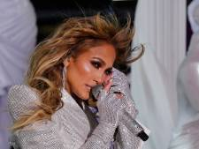 Jennifer Lopez in tranen tijdens nieuwjaarsoptreden
