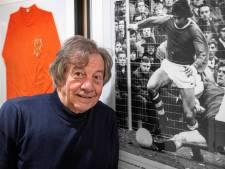Waarom een van de beste Bossche voetballers ooit maar één interland speelde: 'Gaf er steeds minder om'