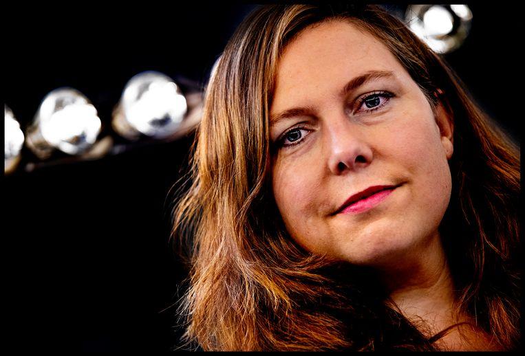 Bianca Buurman, hoogleraar acute ouderenzorg aan het Amsterdam UMC, is sinds januari als chief nursing officer de belangrijkste adviseur van het kabinet als het om verpleegkunde gaat. Beeld Pim Ras