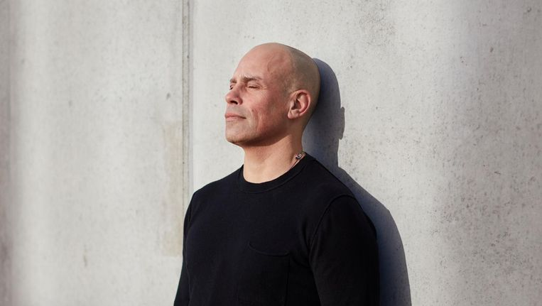 Irfan van Ewijk Beeld Erik Smits