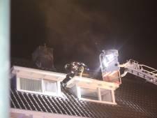 Fikse brand op zolder van huis in Den Bosch