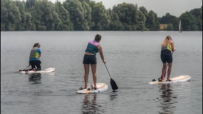 Zeil- en windsurfschool lanceert 'Eglegem te water en te land'
