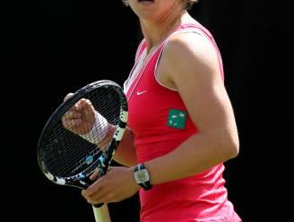 An-Sophie Mestach wint eerste kwalificatiewedstrijd op Wimbledon