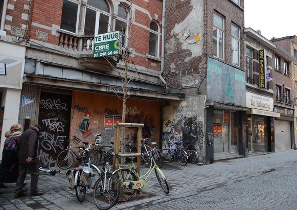 De leegstand in Leuven valt met 8,5 % niet ingevulde panden nog mee in vergelijking met andere centrumsteden.
