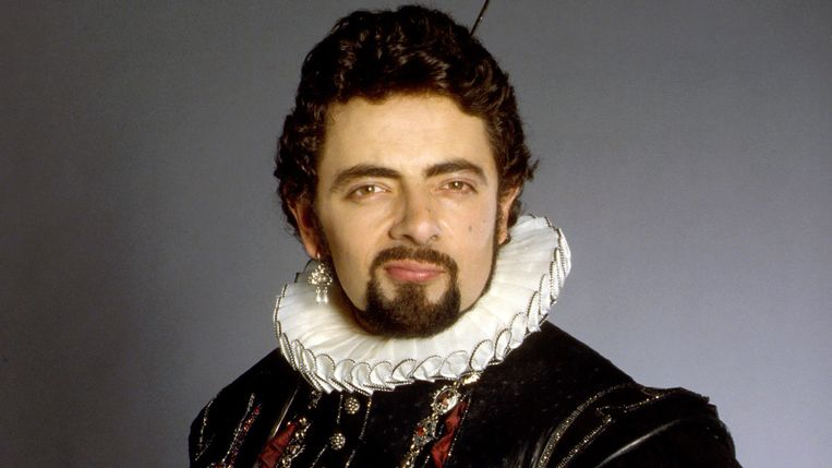 Rowan Atkinson als Blackadder. Beeld BBC