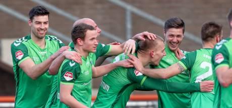 Van Heertum loodst De Graafschap naar overtuigende zege op FC Volendam, volle buit voor Roda