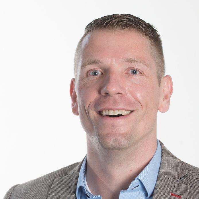 Dimitri Horsthuis uit Driel, lijsttrekker GBO
