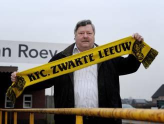 """Zwarte Leeuw neemt afscheid van voorzitter Willy Fransen : """"Een bijzonder groot verlies voor de club"""""""