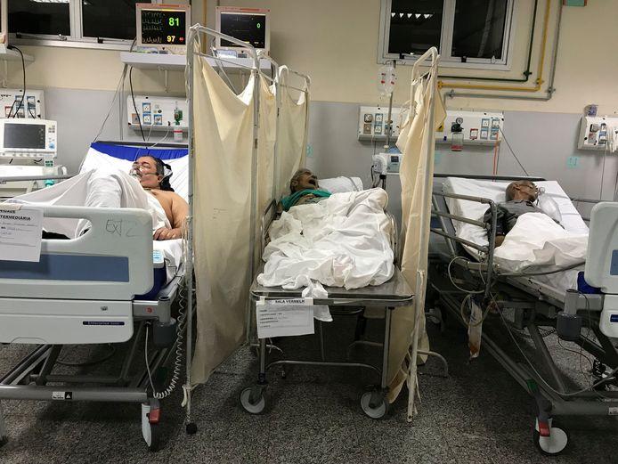 Hôpital Salgado Filho à Rio de Janeiro